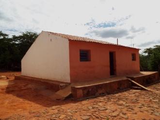 """Casa de """"Ronco Grosso"""" no Saco dos Caçulas"""