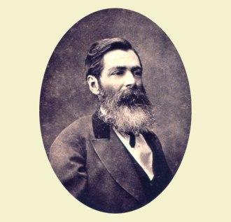 José de Alencar - Fonte - www.seuhistory.com