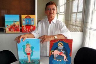 """O escritor e artista plástico Iaperi Araújo é o roteirista de """"Chapéu Estrelado – Os caminhos de Lampião no Oeste Potiguar"""""""