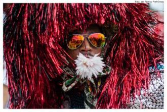 Carnaval Olinda 2015 Encontro de Maracatus na Casa da Rabeca. Foto Jan Ribeiro  Prefeitura de Olinda