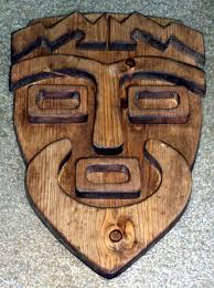 Máscara de Kon Tiki - Fonte - murtsm.tripod.com