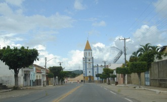 Cidade de Teixeira, Paraíba - Fonte - www.cidade-brasil.com.br