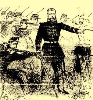 Guerra do Paraguai - Imagem meramente ilustrativa