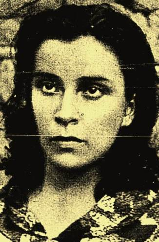 Romana, estuprada por Lampião na fazenda Passagem.