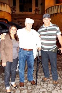 Com o Dr. Lamartine (BA) e sua esposa