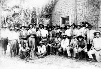 2016 - 100 anos da Coluna Prestes no Rio Grande do Norte.