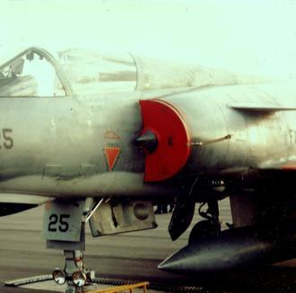 O eterno Mirage III BR