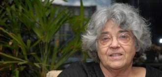 a arqueóloga Niéde Guidon, diretora-presidente da Fundação Museu do Homem Americano e reconhecida pelo seu grande trabalho no Parque Nacional da Serra da Capivara