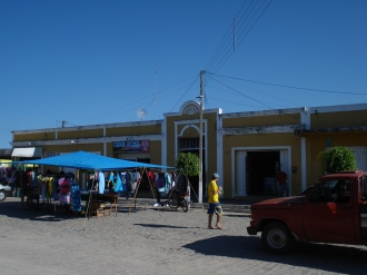 Mercado de Luís Gomes-RN