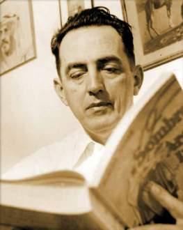Júlio César de Melo e Sousa (Rio de Janeiro, 6 de maio de 1895 — Recife, 18 de junho de 1974), mais conhecido pelo heterônimo de Malba Tahan