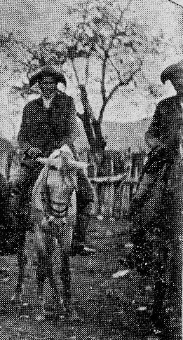 Vaqueiros paraibanos, década de 1920