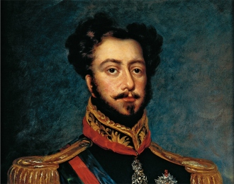 D. Pedro I do Brasil, D. Pedro IV em Portugal (1782-1847), Pinacoteca do Estado de São Paulo