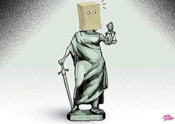 Resultado de imagem para justiça privilegiada charge