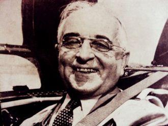 Getúlio Dornelles Vargas (1883 – 1954) - Fonte - http://www.culturabrasil.pro.br/vargas.htm