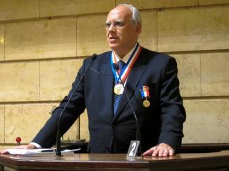 O presidente do Tribunal de Justiça do Estado do Rio de Janeiro (TJRJ), desembargador Luiz Fernando Ribeiro de Carvalho - Fonte - www.tjrj.jus.br