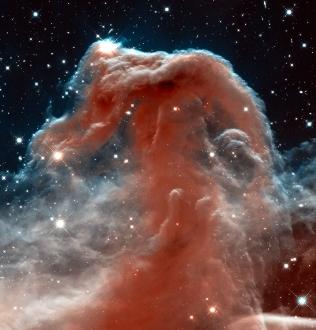 A mesma nebulosa em fotografia recente e com tecnologia mais avançada - Fonte - www.bt-images.net