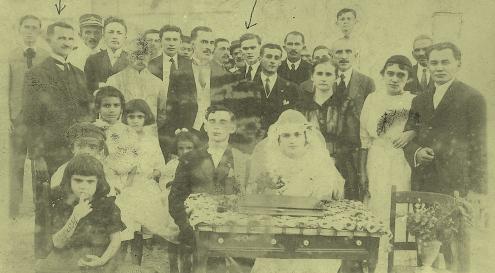 Típico casamento no sertão potiguar na década de 1920