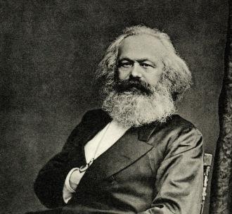 Karl Marx, criador do Materialismo Histórico Dialético. - Fonte - http://www.historiailustrada.com.br/2015/11/3-pontos-entender-cursar-historia.html