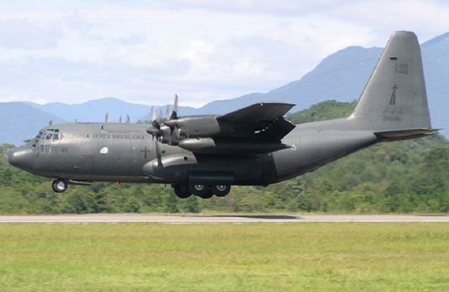 Avião da FAB foto imagem ilustrativa FAB