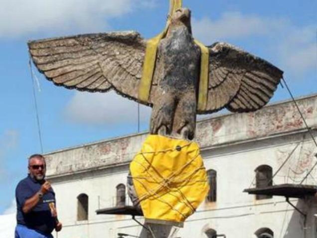 nazi-eagle-Reuters