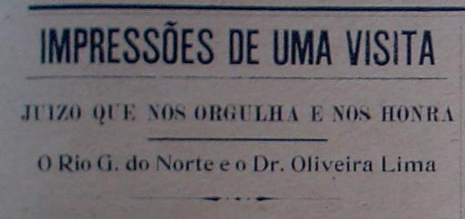 A República-3 de dezembro de 1919