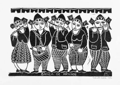 Banda de pífanos - Marcelo Soares