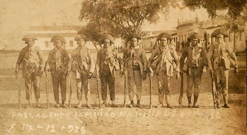 03_Lampeão em Pombal - dezembro de 1928