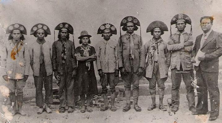 7b_Cangaceiros presos ou anistiados_cobraverde vinteecinco peitica mariajovina pancada vilanova santacruz barreira