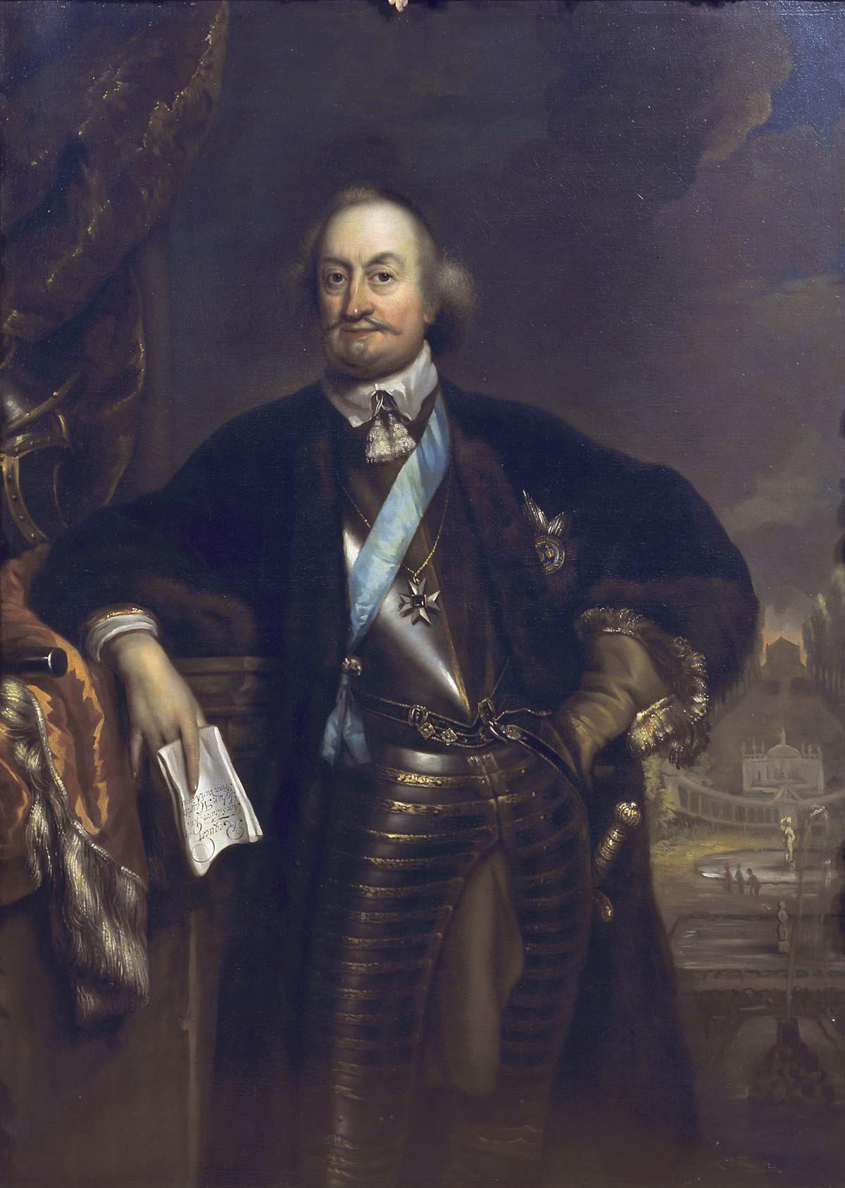 Johan Maurits (1604-1679), Count of Nassau-Siegen, founder of th
