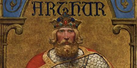 Resultado de imagem para rei arthur historia
