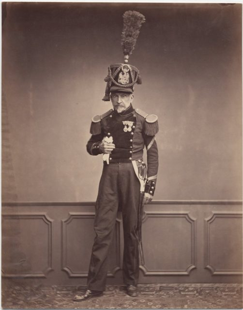 Monsieur-Lefebre-Sergeant-2nd-Regiment-of-Engineers-1815-502x640