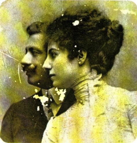 Delmiro Gouveia e a primeira esposa