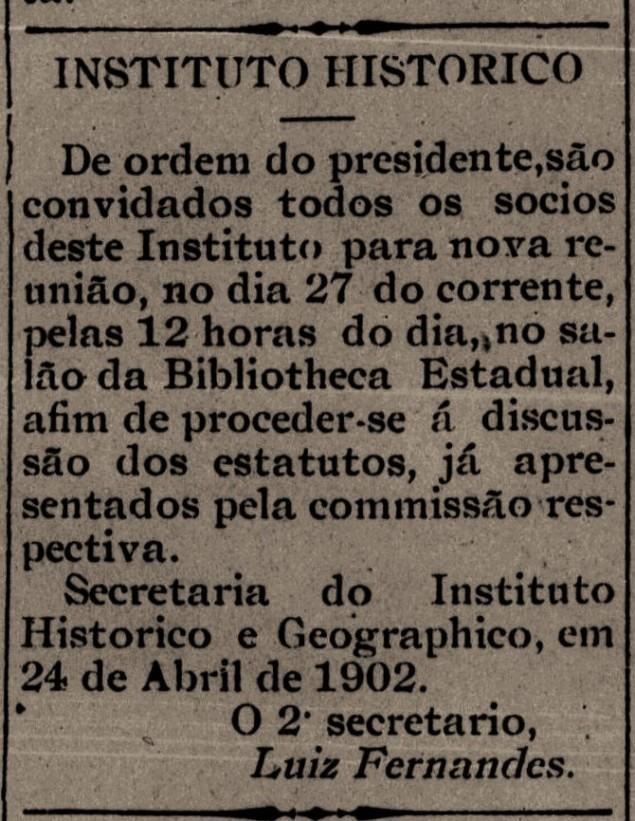 IHGRN 1902