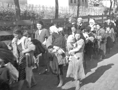 Rußland, JudenverfolgungJudenfrauen werden rückbefördert 17.7.1941