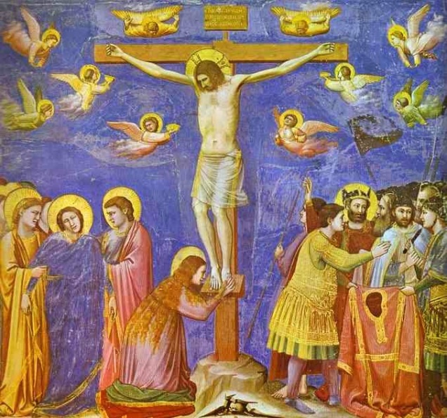 92-giotto-the-crucifixion