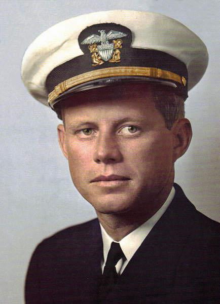 lieutenant-john-f-kennedy