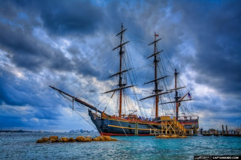 HMS Bounty Tribute Photo Long Live the Great Ship
