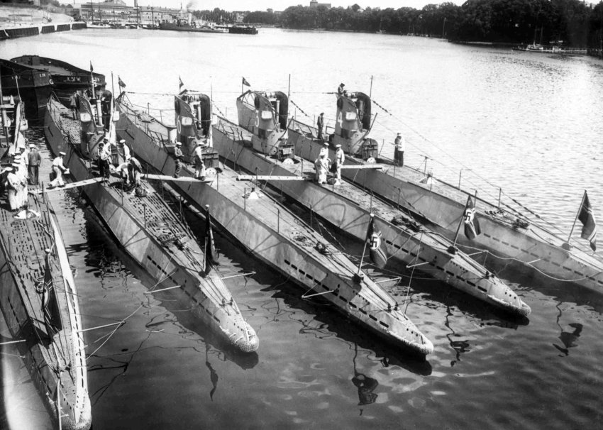 Germany U-Boat Training School