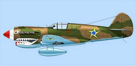 Fortaleza - P-40