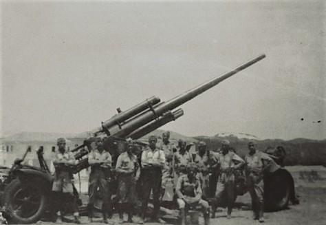 Resultado de imagem para canhões antiaereos do exercito brasileiro