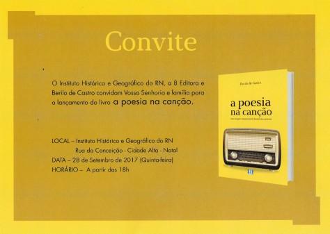 Convite - Berilo
