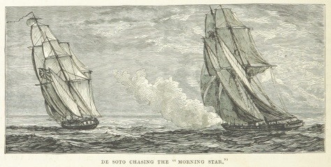 [The Sea: its stirring story of adventure, peril & heroism.]