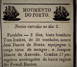 sexta-6 maio 1853 Liberal Pernambucano P4 - Copia