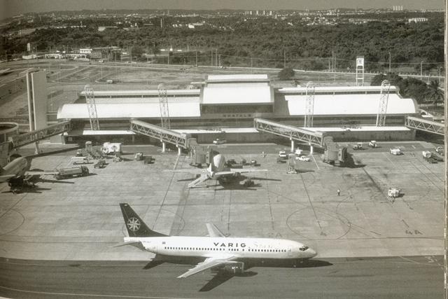 2002, Aeroporto Augusto Severo, Parnamirim