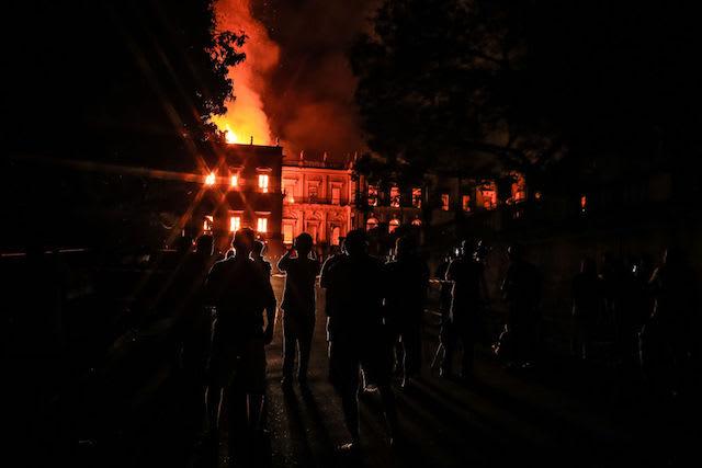 museum-fire