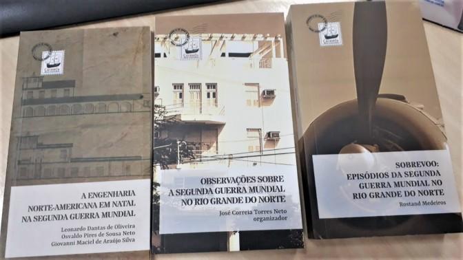 NOVAS HISTÓRIAS SOBRE A SEGUNDA GUERRA