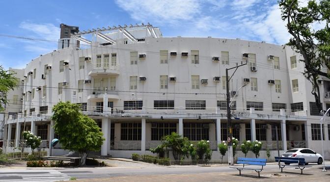 O GRANDE HOTEL DA RIBEIRA E A II GUERRA