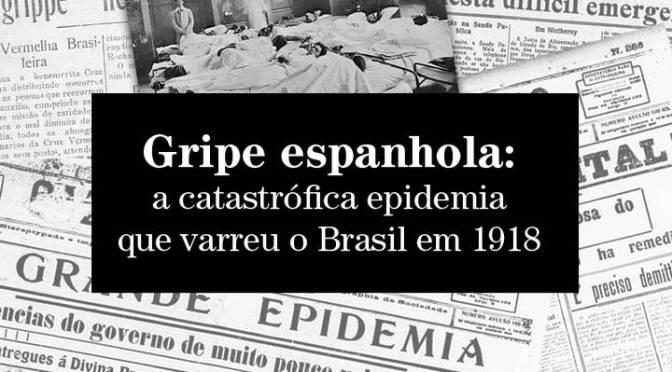 NATAL E O RN NA PANDEMIA DA GRIPE ESPANHOLA DE 1918