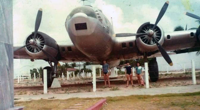A B-17 DO AEROCLUBE DO RN – AQUELA QUE NUNCA FOI, MAS QUE NUNCA DEVERIA TER IDO!