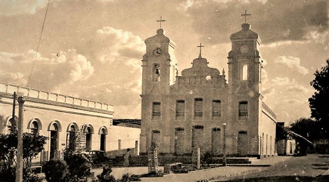 1932 – QUANDO CAICÓ QUASE MUDOU DE NOME